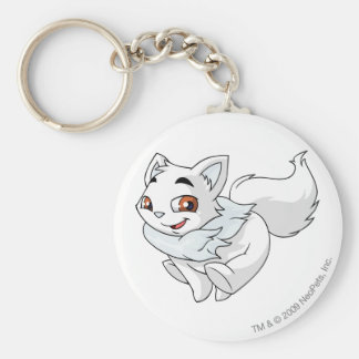 Catch this Wocky if you can! Basic Round Button Key Ring