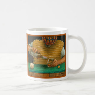 """catcher in the rye..."" coffee mug"