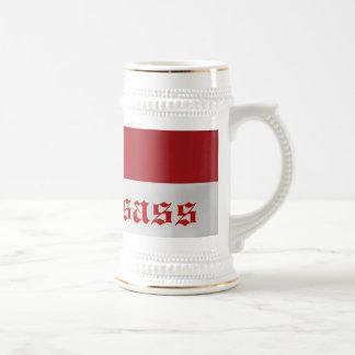 Catches Alsace/Elsass Beer Stein