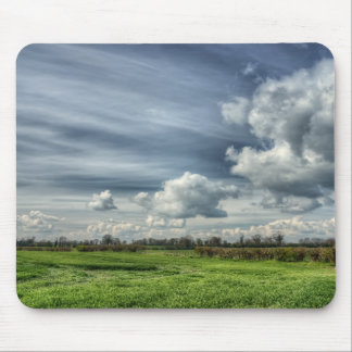Catching Clouds (color HDR) Mouse Pad