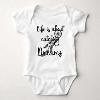 Catching Dreams Baby Bodysuit