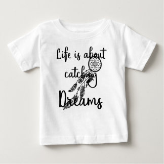 Catching Dreams Baby T-Shirt