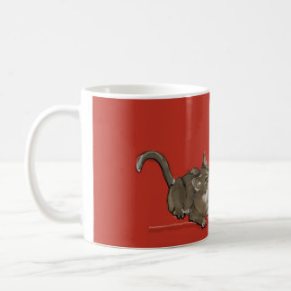 Catching Gnats Mug