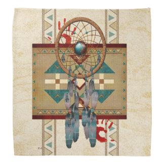 Catching Spirit Native American Head Kerchief