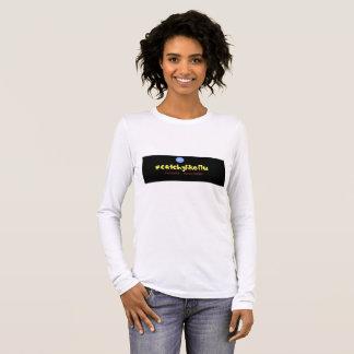 #catchy like flu long sleeve shirt(woman) long sleeve T-Shirt