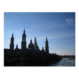 Catedral del Pilar Postcard
