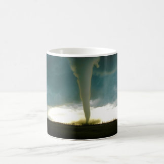Category F5 Tornado Approaching Elie Manitoba Coffee Mug