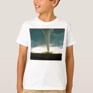 Category F5 Tornado Approaching Elie Manitoba T-Shirt