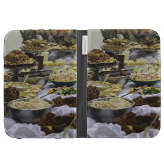 Catered Foods Kindle Cases