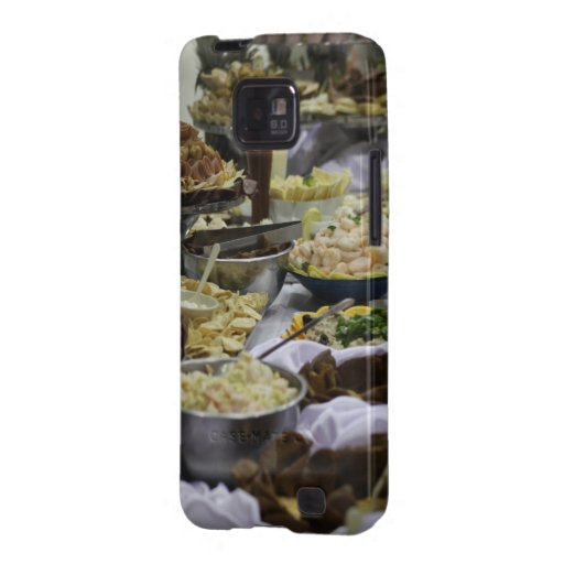 Catered Foods Galaxy S2 Case