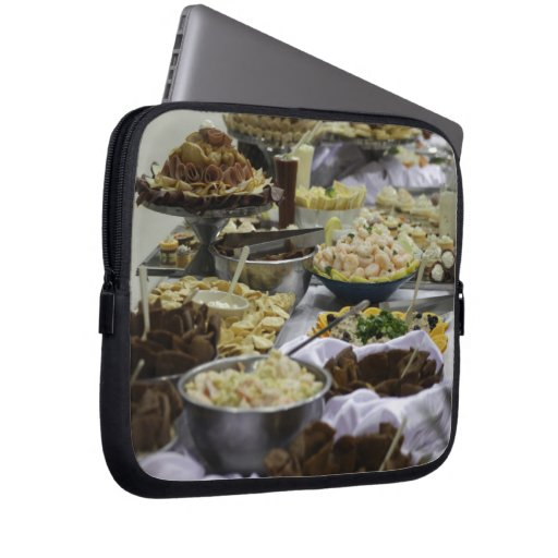 Catered Foods Computer Sleeves