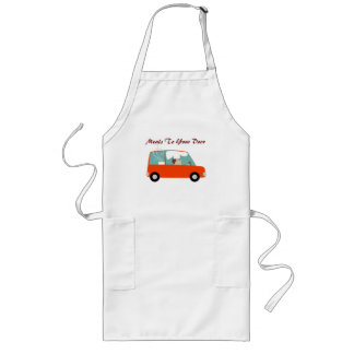 Catering Delivery Business Long Apron