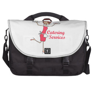 CATERING SERVICES LAPTOP COMPUTER BAG