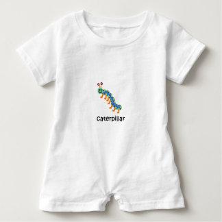 Caterpillar Baby Bodysuit