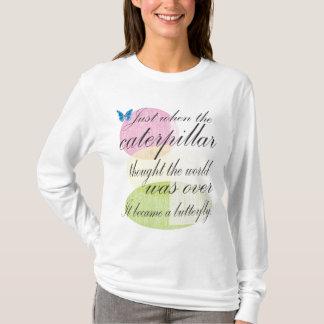 Caterpillar butterfly T-Shirt