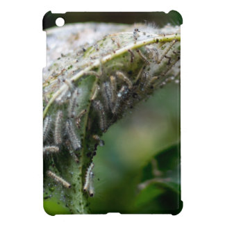 Caterpillar Hatch Cocoon Rain Fall iPad Mini Cover