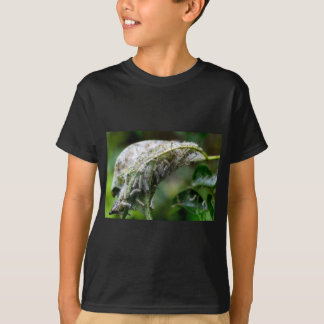 Caterpillar Hatch Cocoon Rain Fall T-Shirt