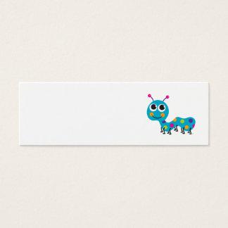 Caterpillar Profile Card