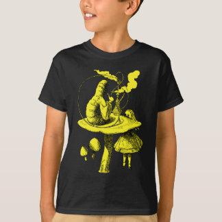 Caterpillar Yellow Fill T-Shirt