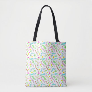 Caterpillars Tote Bag