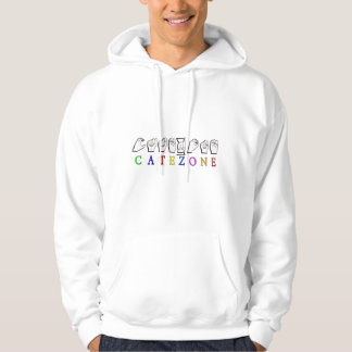 CATEZONE FINGERSPELLED ASL NAME SIGN HOODIE