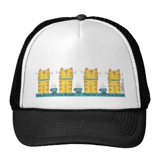 Catfeine Break Hat
