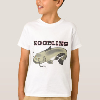 Catfish Noodling T-Shirt