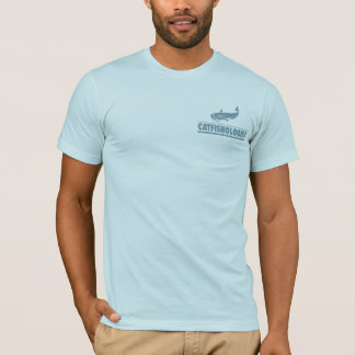 Catfish -ologist - Fishing, Cooking T-Shirt