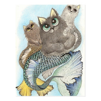 catfish postcards