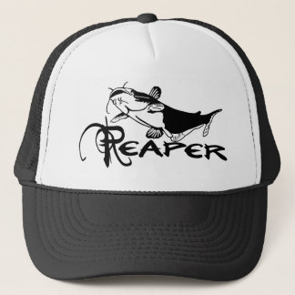 CATFISH REAPER TRUCKER HAT