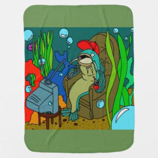 Catfish Weekend Blanket