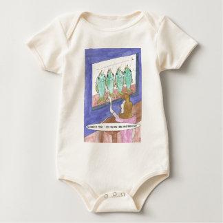Catfishing Baby Bodysuit