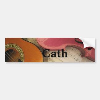 Cath Bumper Stickers