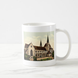 Cathedral, Augsburg, Bavaria, Germany vintage Phot Coffee Mug