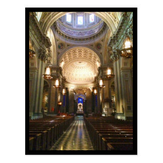 Cathedral Basilica of Peter and Paul, Postcard