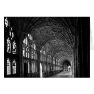 Cathedral Cloisters Card