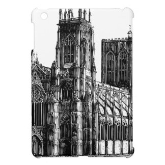 Cathedral Illustration iPad Mini Covers