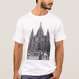 Cathedral in Barcelona T-Shirt