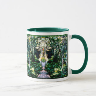 Cathedral in the Wood Mug
