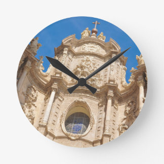 Cathedral in Valencia, Spain Wall Clocks