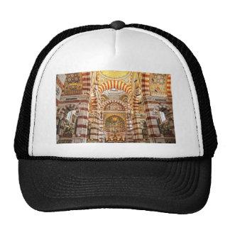 Cathedral Notre Dame de la garde in Marseille Hat