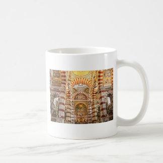 Cathedral Notre Dame de la garde in Marseille Coffee Mug