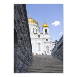Cathedral of Christ the Saviour 13 Cm X 18 Cm Invitation Card