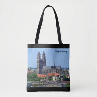 Cathedral of Magdeburg 001.T.02 Tote Bag
