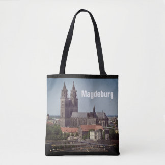 Cathedral of Magdeburg 01.06.T Tote Bag