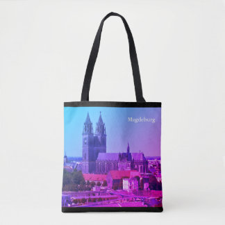 Cathedral of Magdeburg 01.T.F.09 Tote Bag