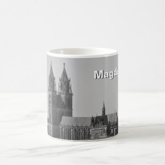 Cathedral of Magdeburg 02.T.2.08 Coffee Mug