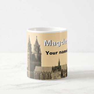 Cathedral of Magdeburg 02.T.2.(P) Coffee Mug