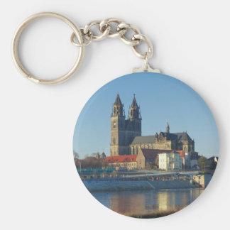 Cathedral of Magdeburg 03.01 Key Ring