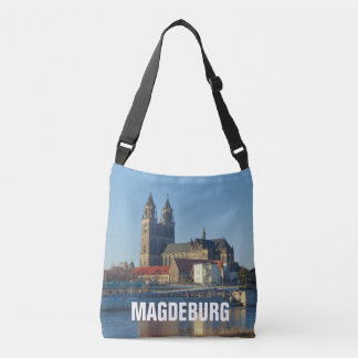Cathedral of Magdeburg 03.4.T Crossbody Bag